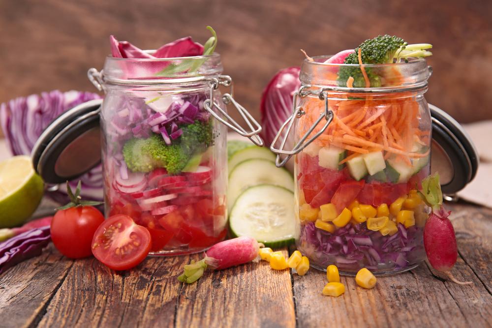 Виды салатов и их рецепты