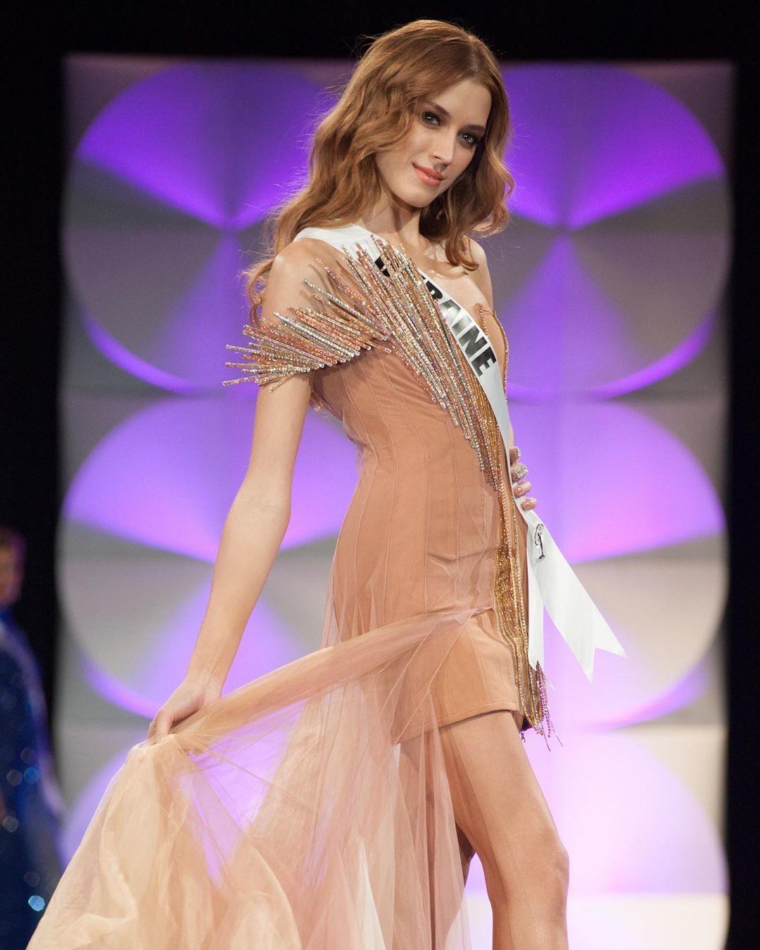 Мисс Украина-Вселенная 2019 - Анастасия Субботу