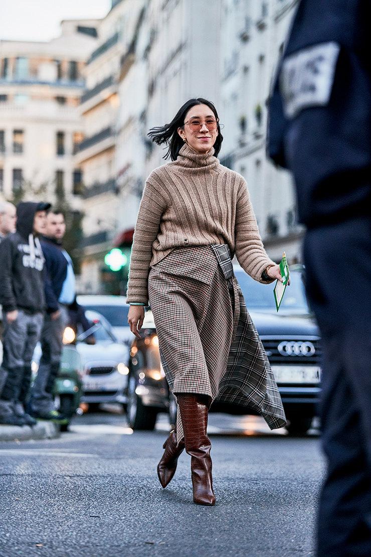 Модная зимняя обувь 2019/20: Слаучи
