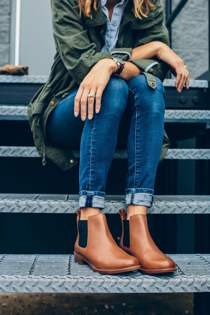 Модная зимняя обувь 2019/20: Челси