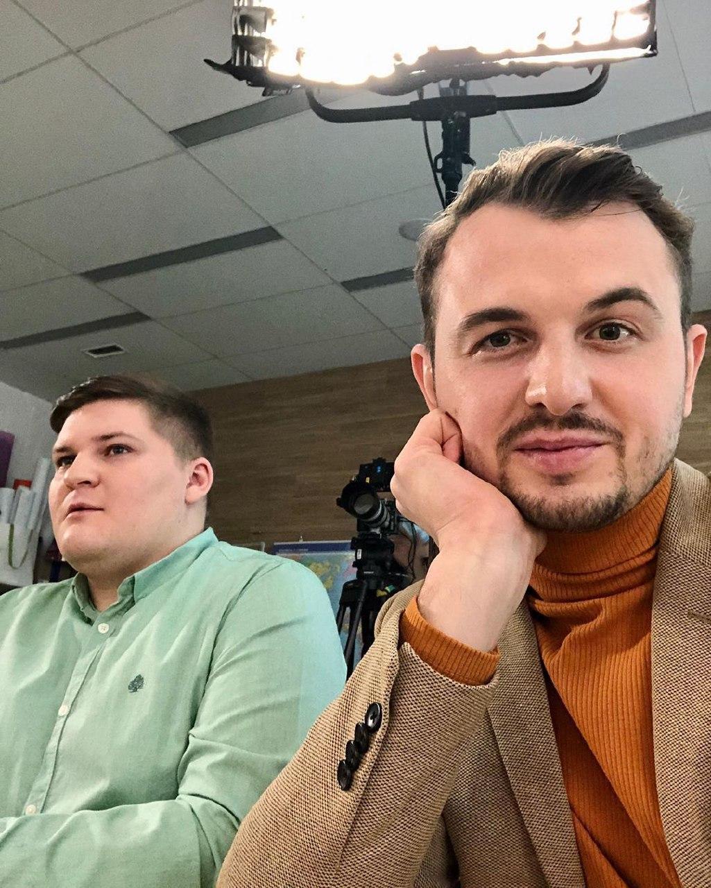 Вместе со звездами и спортсменами: Евгений Янович рассказал, как снова оказался за партой