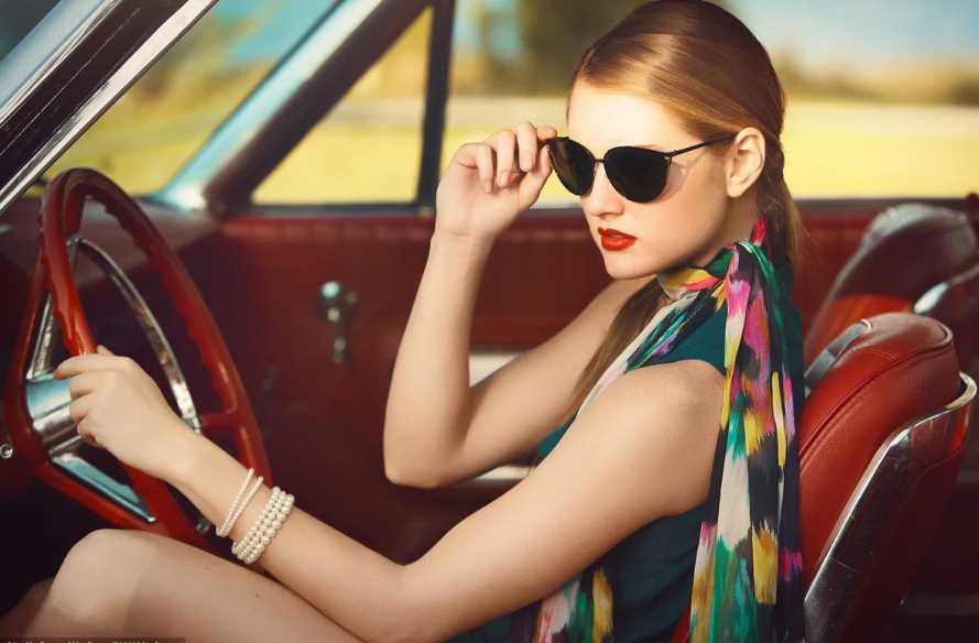 Как выбрать солнцезащитные очки для водителей: совет офтальмолога