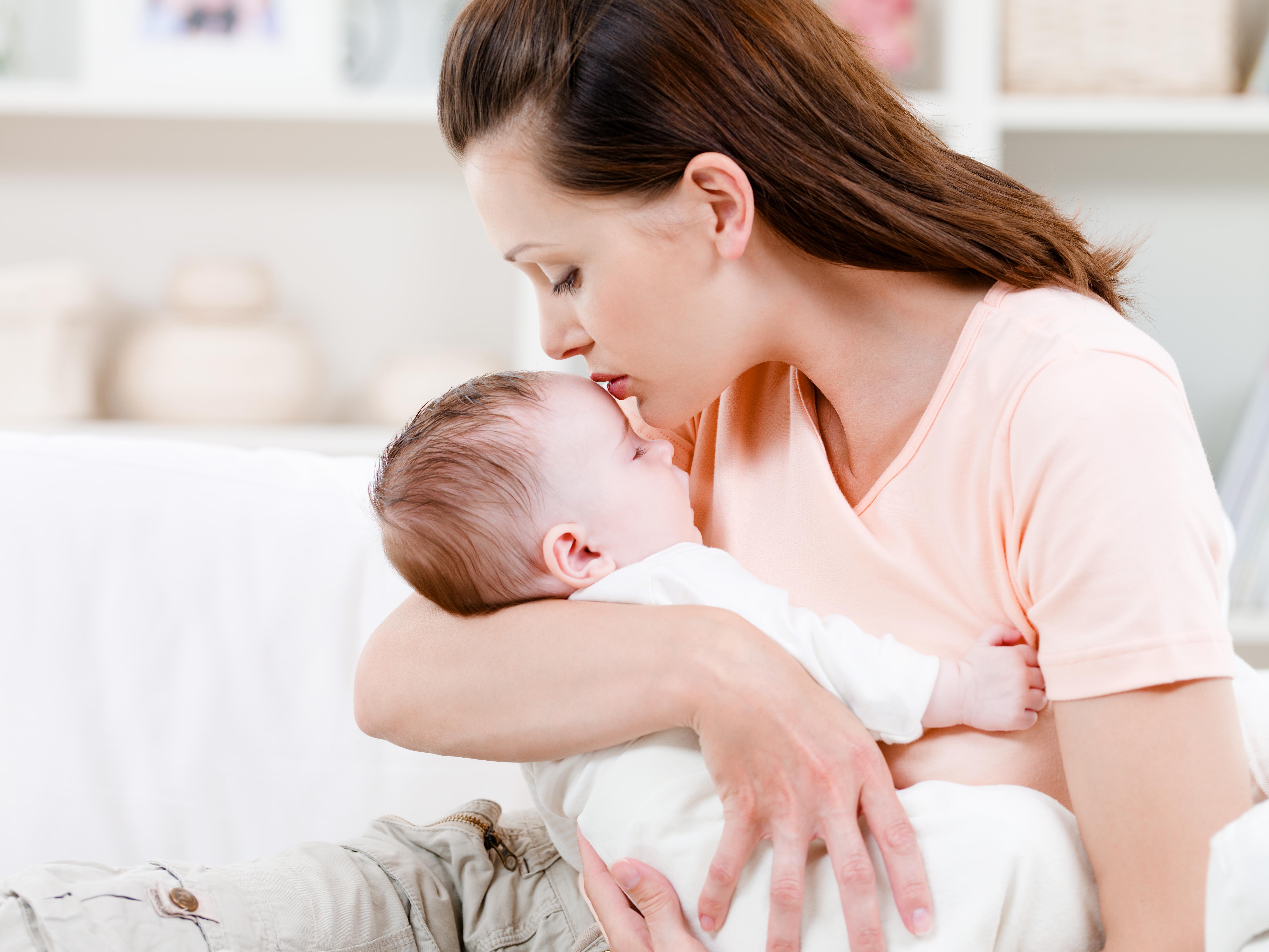 Как кесарево сечение влияет на здоровье малыша