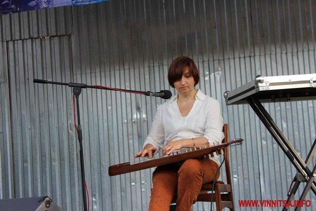 Латвийская певица Бирута Озолиня