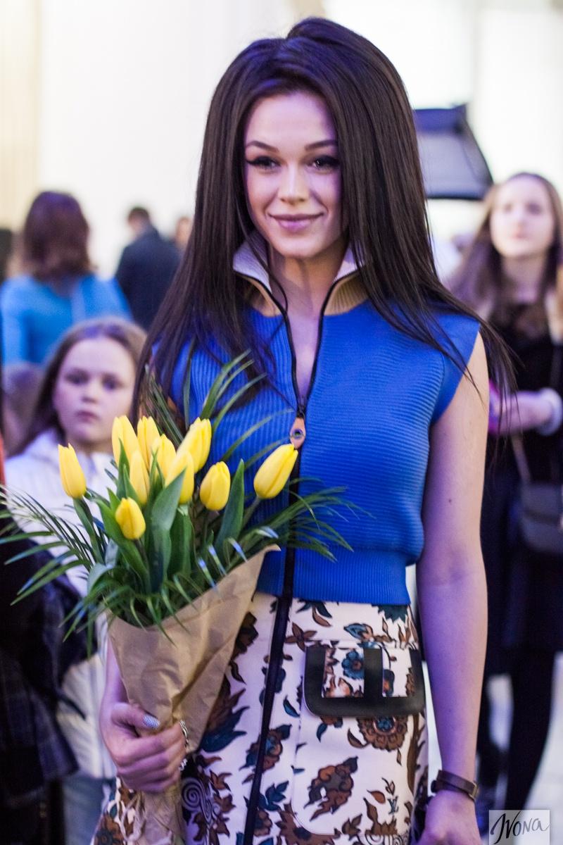 Украинская певица Мария Яремчук предпочитает наряды от Vivienne Westwood, Dior и Юлии Айсиной