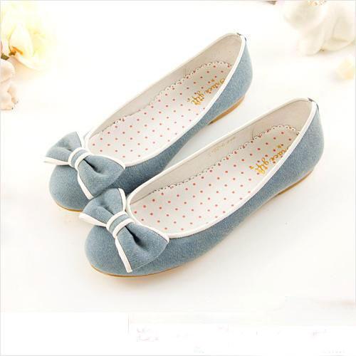 Пара милых балеток украсит твой осенний обувной гардероб