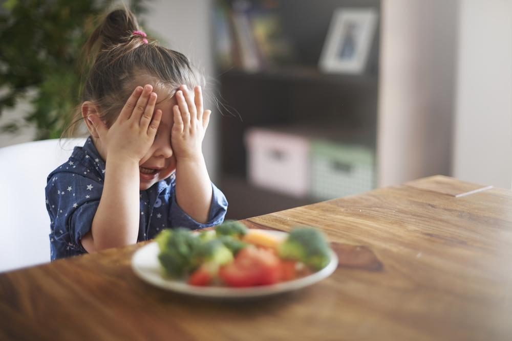Что делать, если ребенок плохо кушает