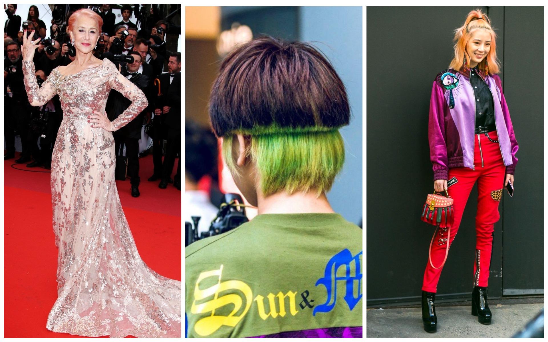 Как выбрать цвет одежды под оттенок волос