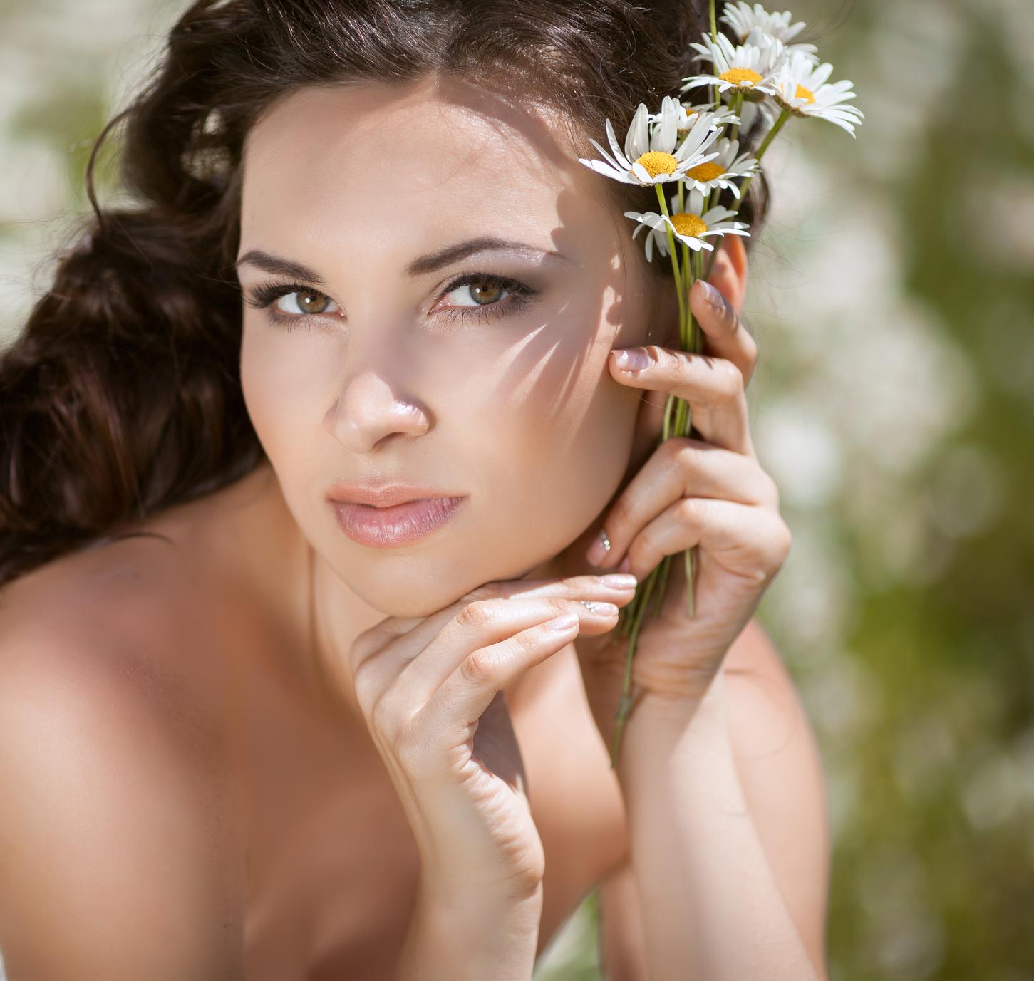 Натуральные маски помогут твоей коже стать здоровой и подтянутой