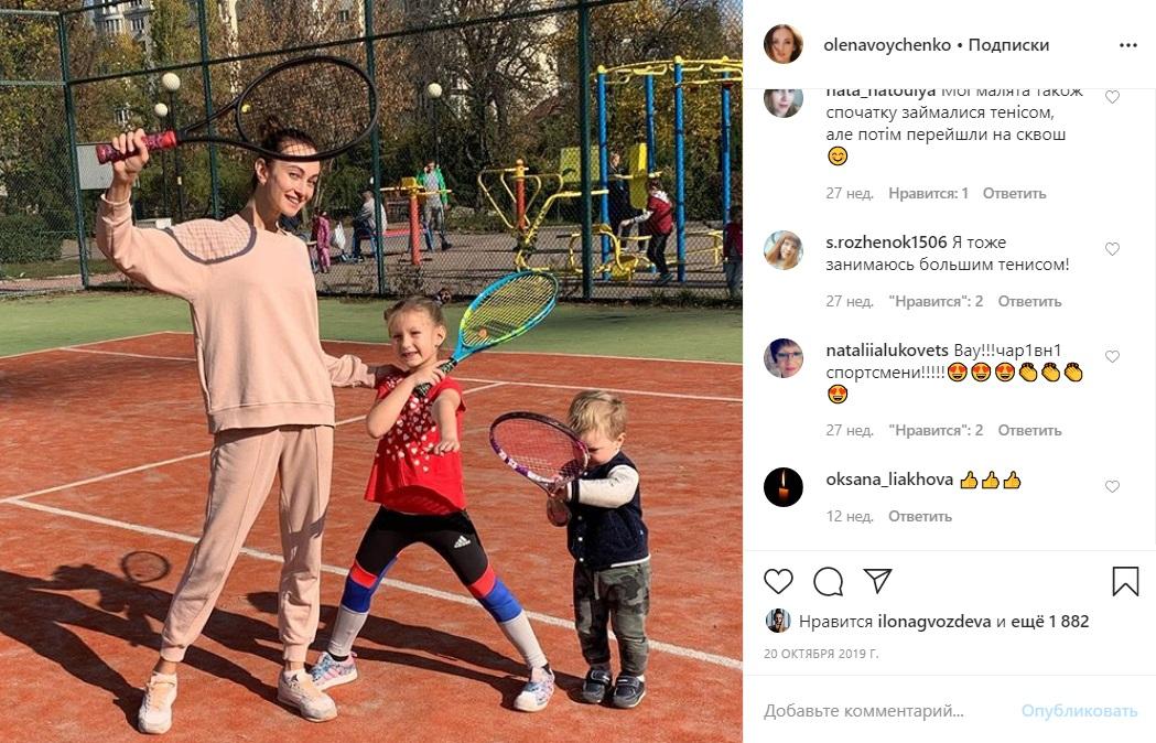 Без алиментов: Экс-супруга Остапчука поделилась подробностями развода