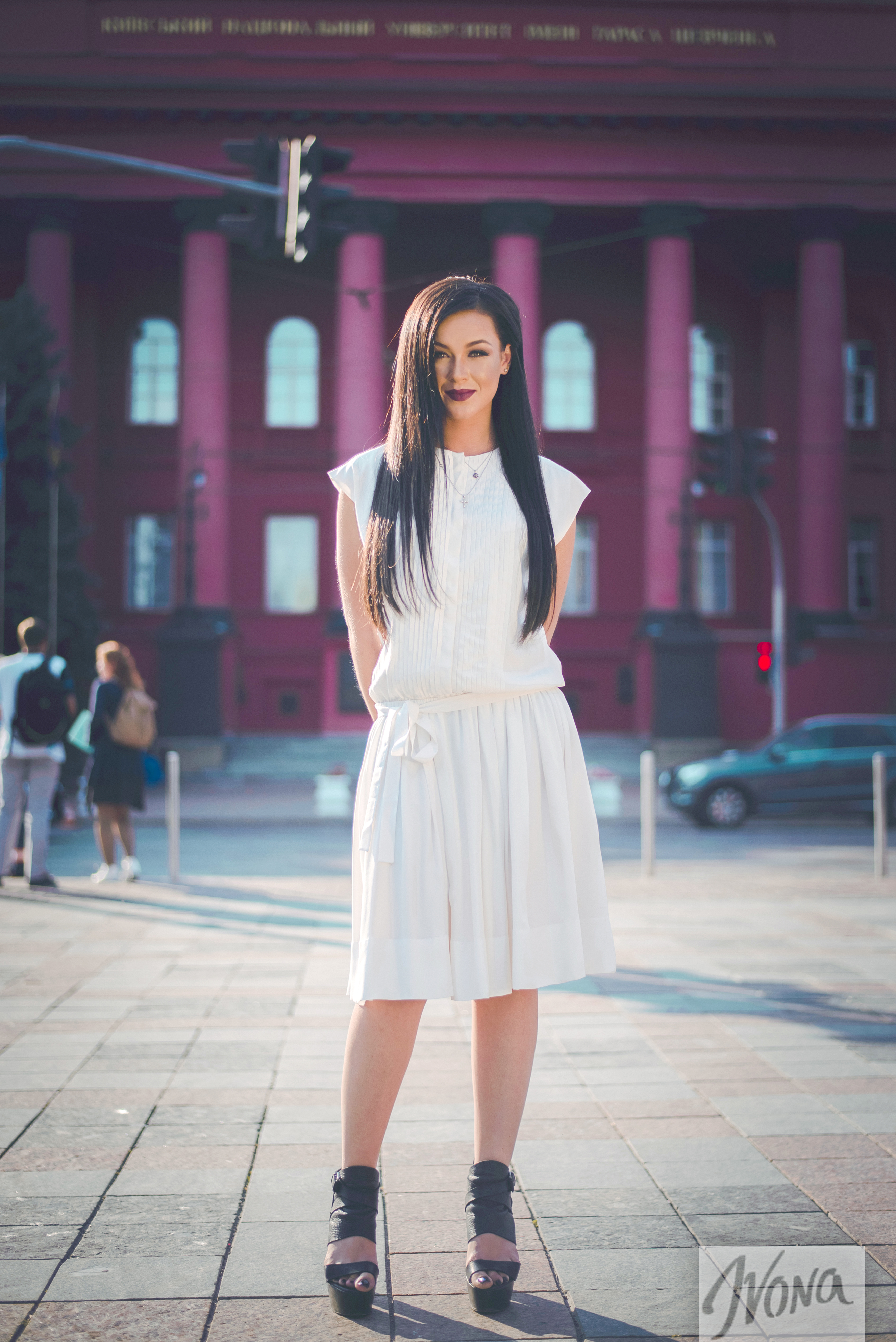 Мария Яремчук за МИР!