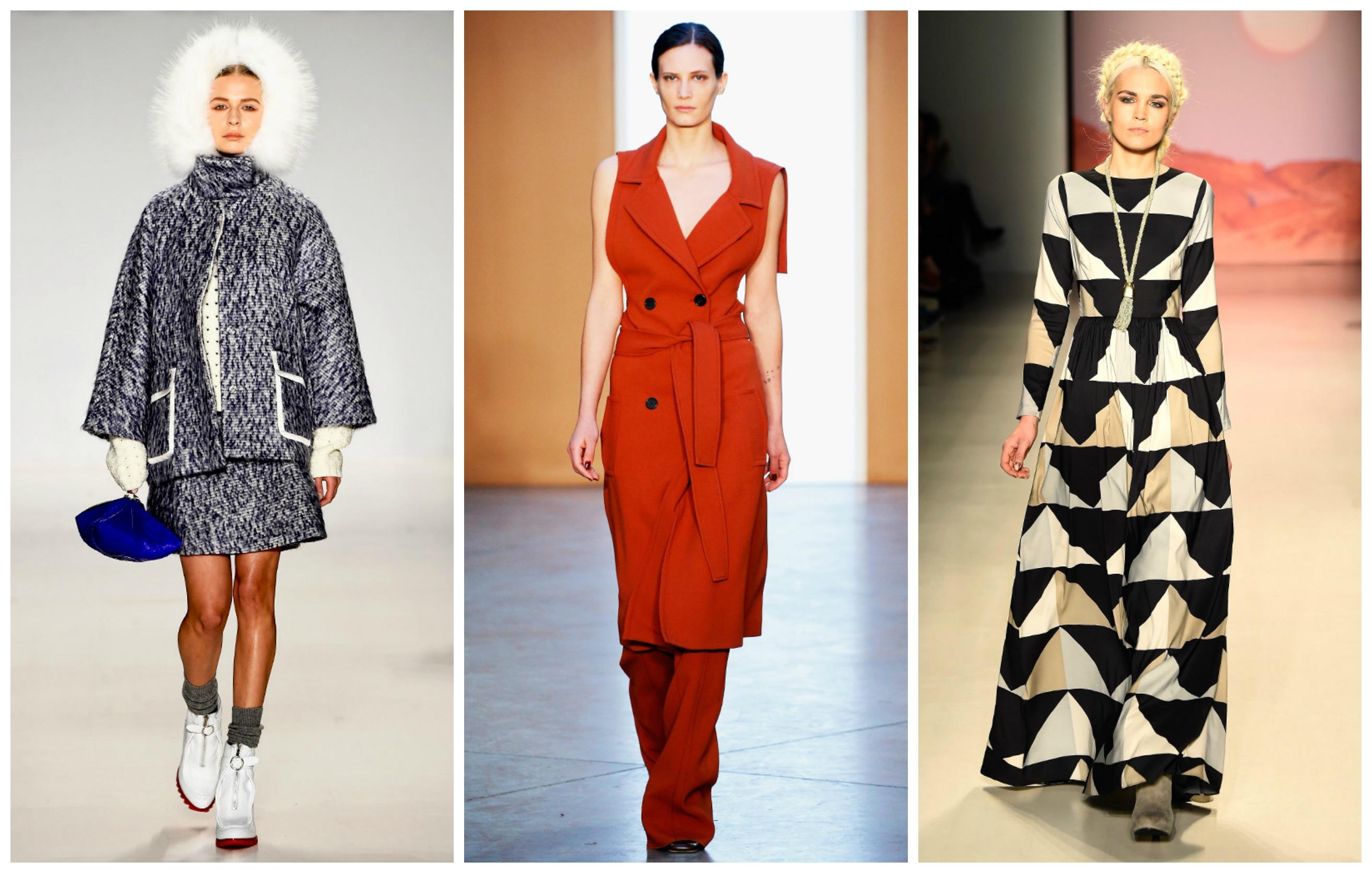 Бренды RANFAN, TRACY REESE, MARA HOFFMAN представили свои коллекции на Неделе моды в Нью-Йорке