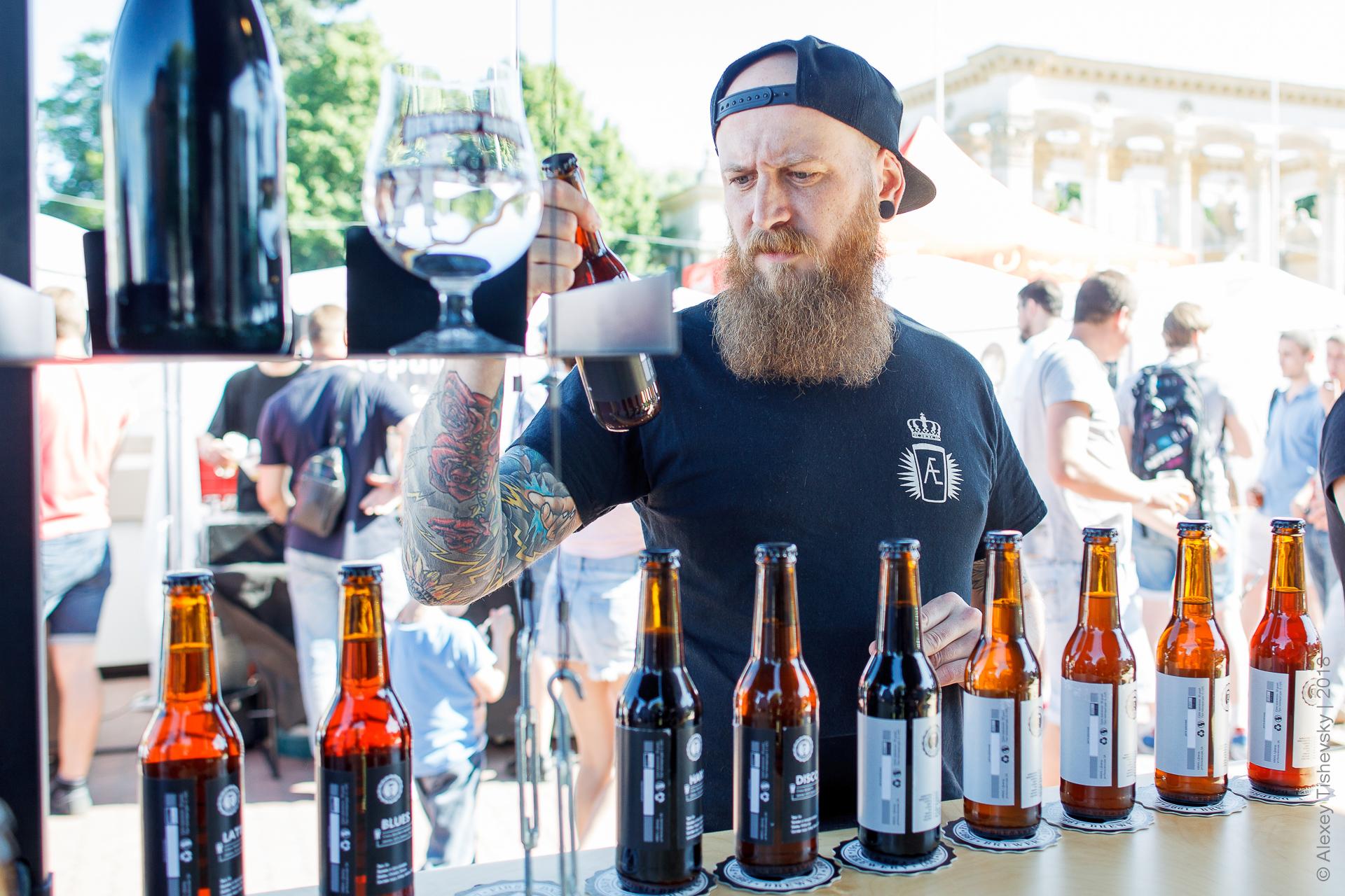 В Киеве пройдет Summer Craft Beer Fest