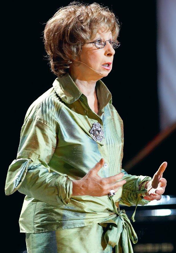 Российская актриса Лия Ахеджакова