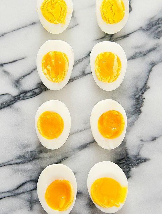 Яйца - продукт для борьбы с жирами