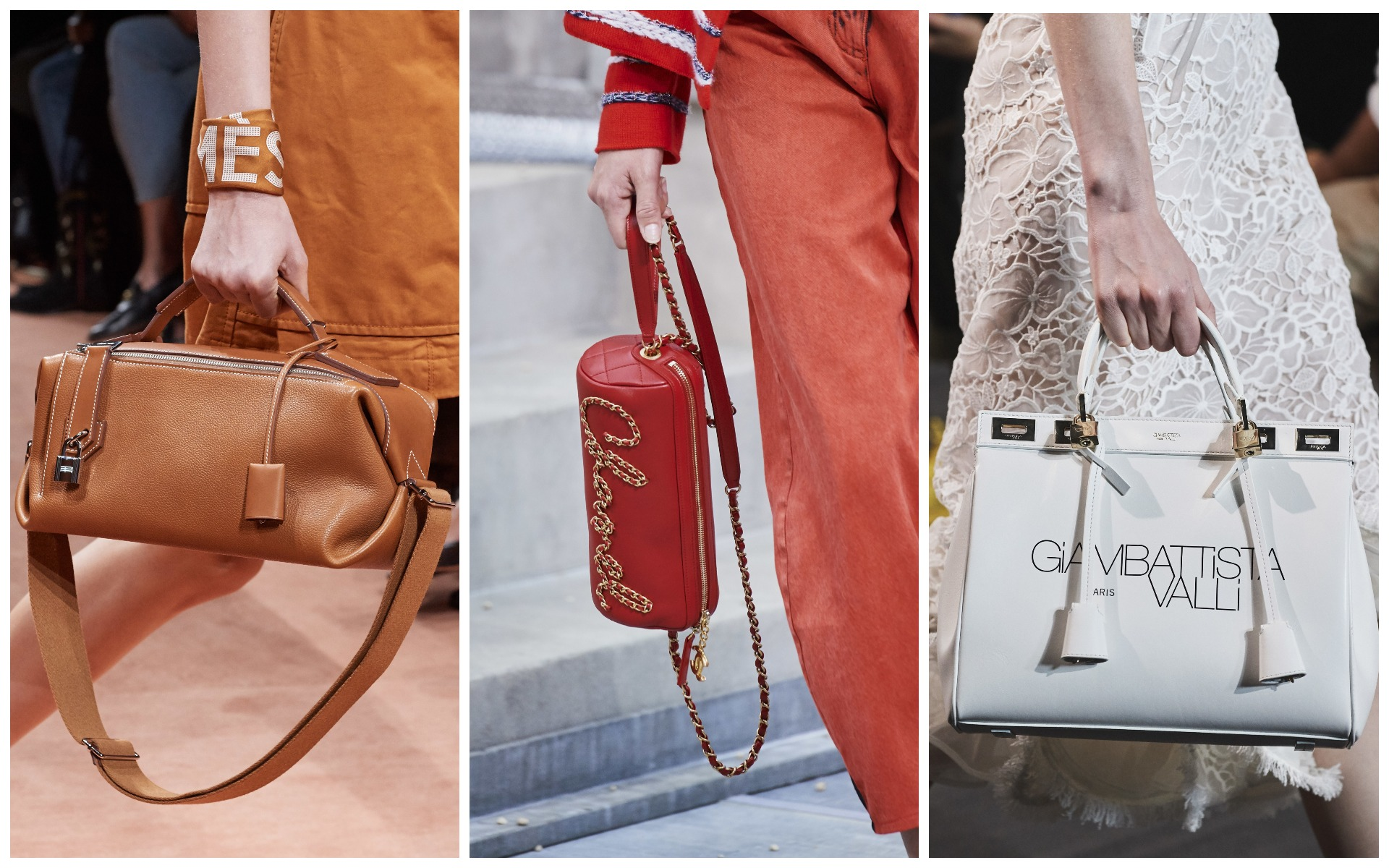Hermes, Chanel, Giambattista Valli