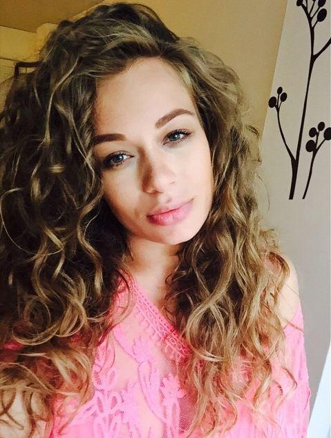 Украинская певица Яна Соломко