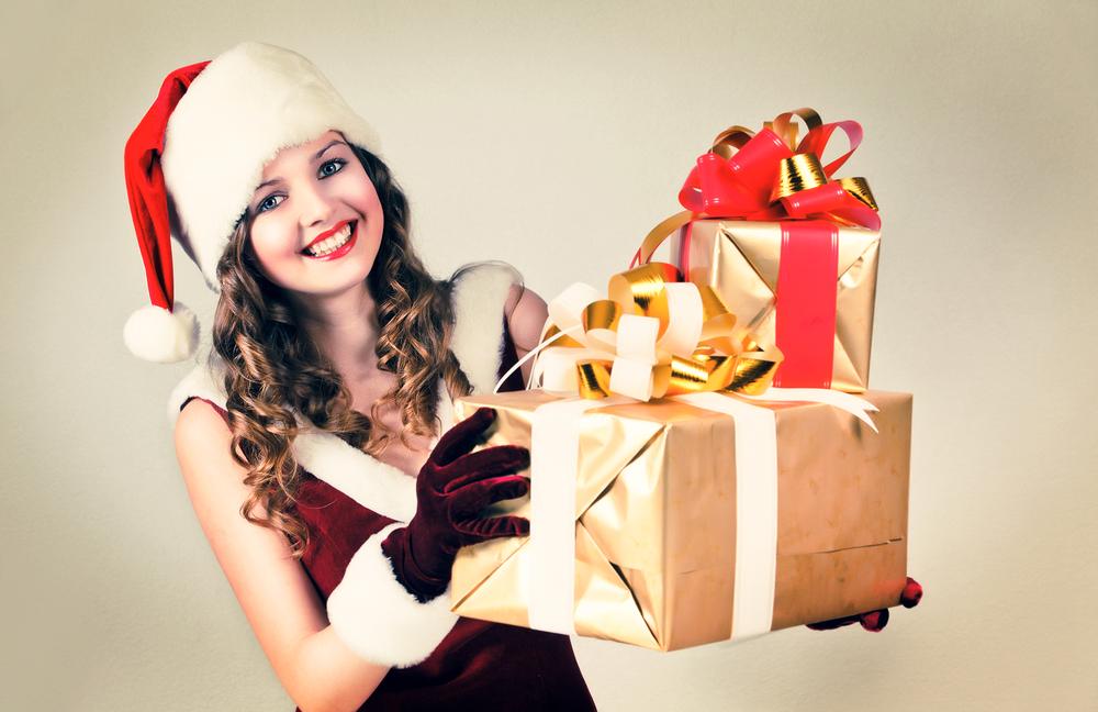 О чем мечтают девушки в подарок