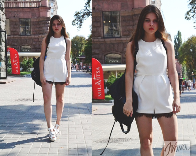 Лучшие образы киевских модниц в центре города