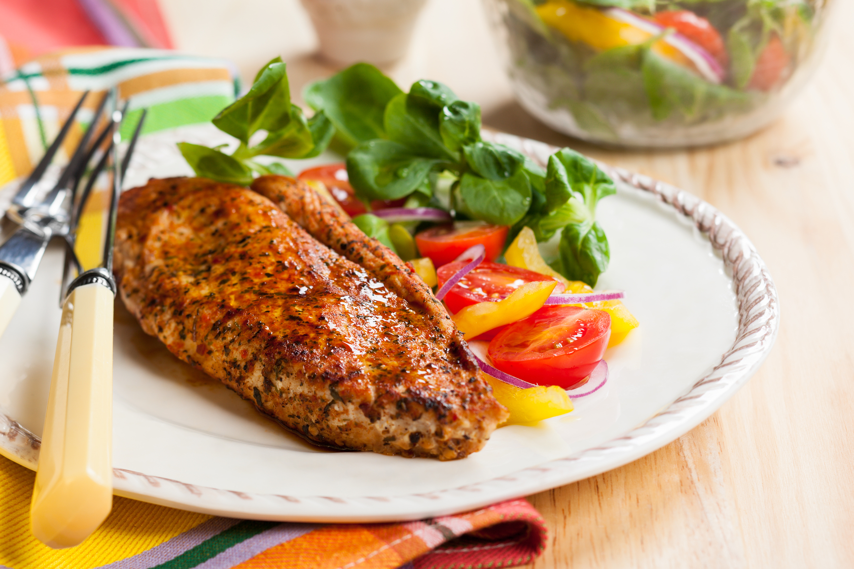 куриное филе под овощами в духовке рецепты