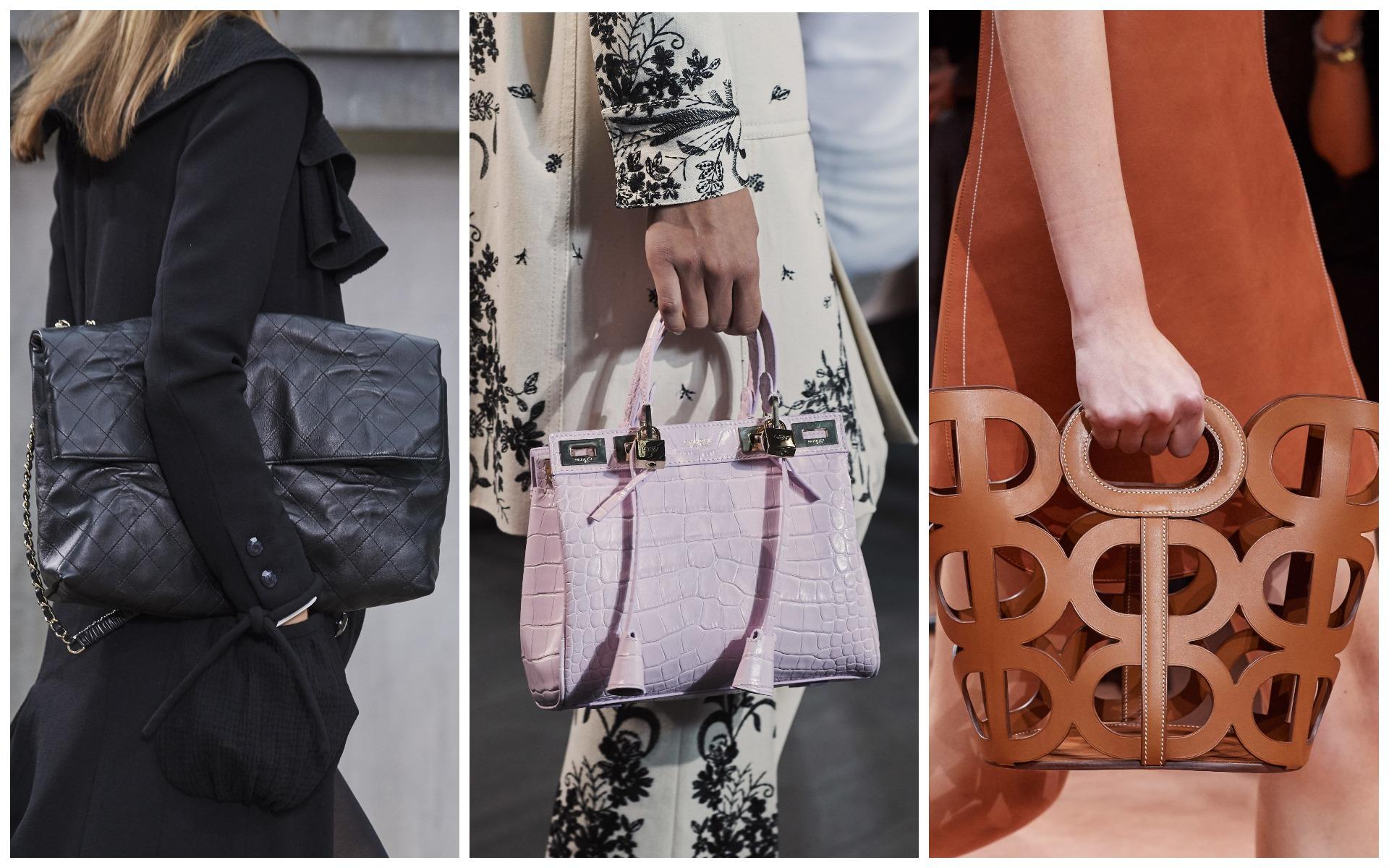 Chanel, Giambattista Valli, Hermes