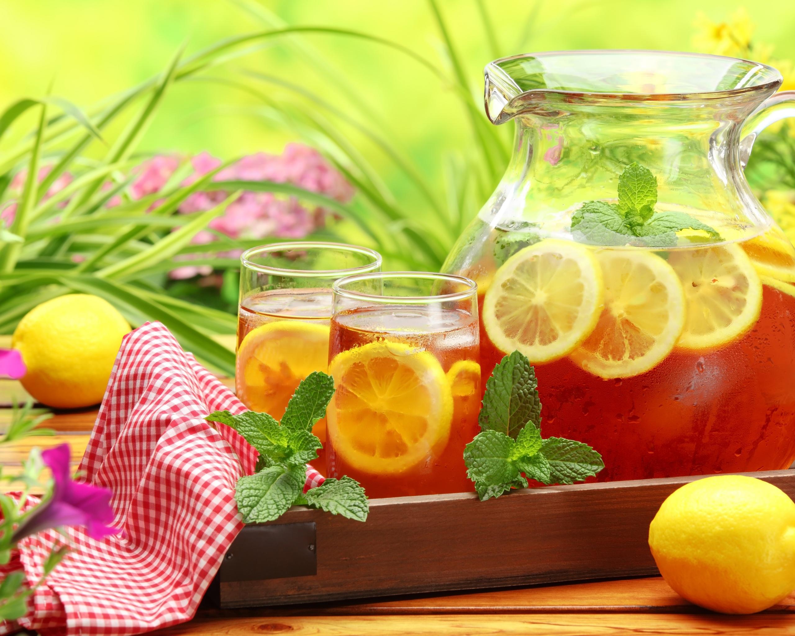 Детское питание: Готовим лимонад