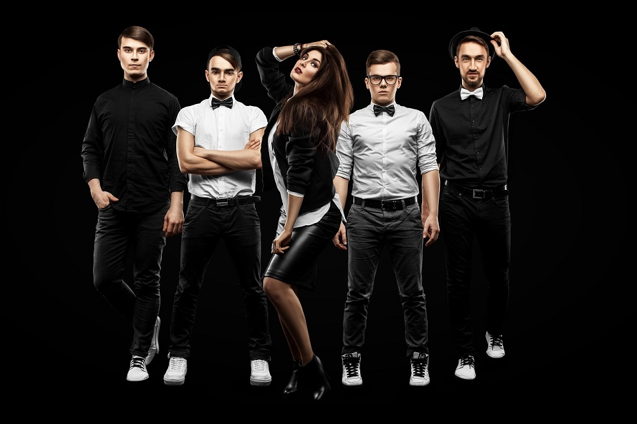 Новая волна 2015: Украина группа The Pringlez