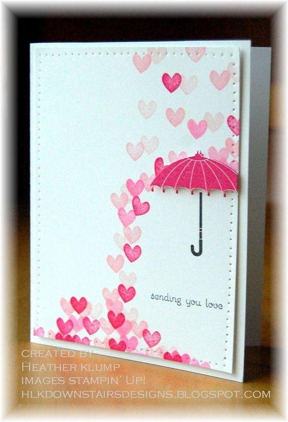 Love открытка своими руками 51
