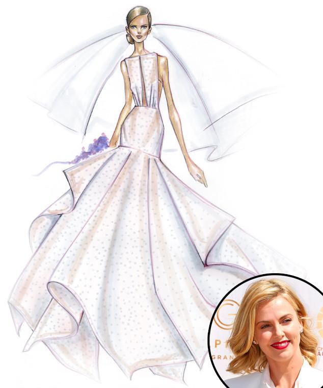 Вечерний платья с рисунком павлин