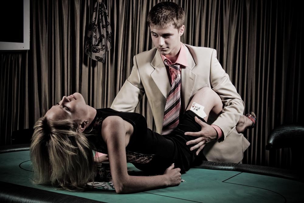 Секс С Незнакомым Мужчиной