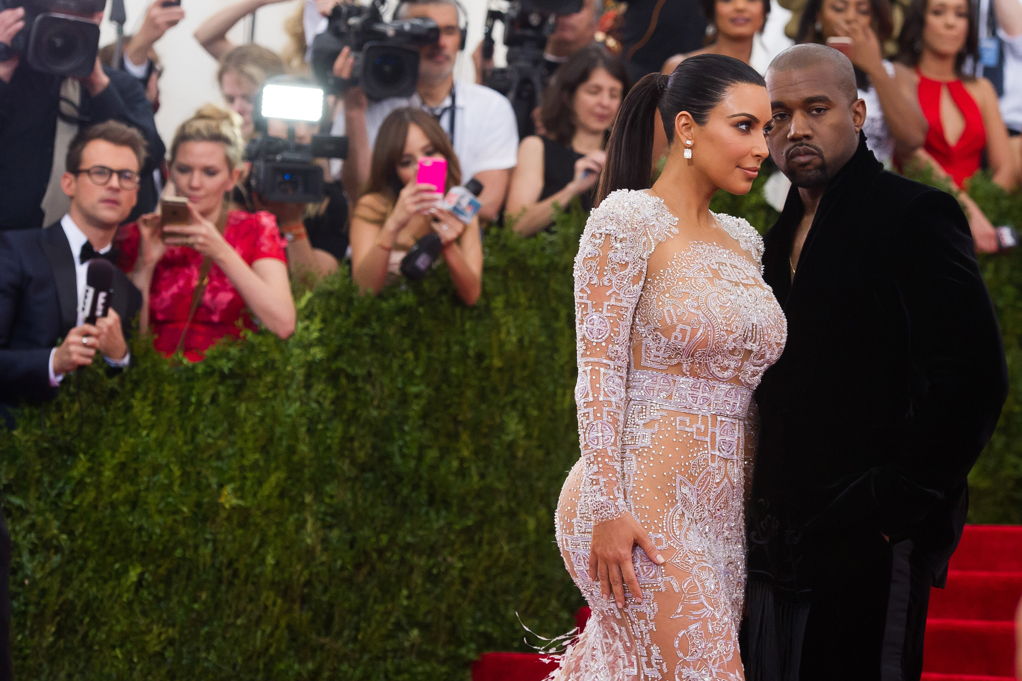 Ким Кардашян беременна во второй раз – СМИ