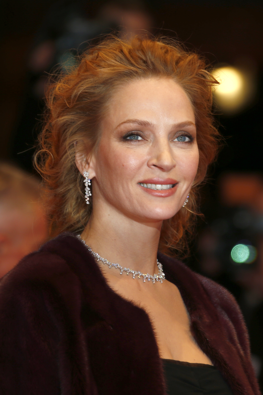 Уме Турман – 45: Самые удачные beauty-образы актрисы