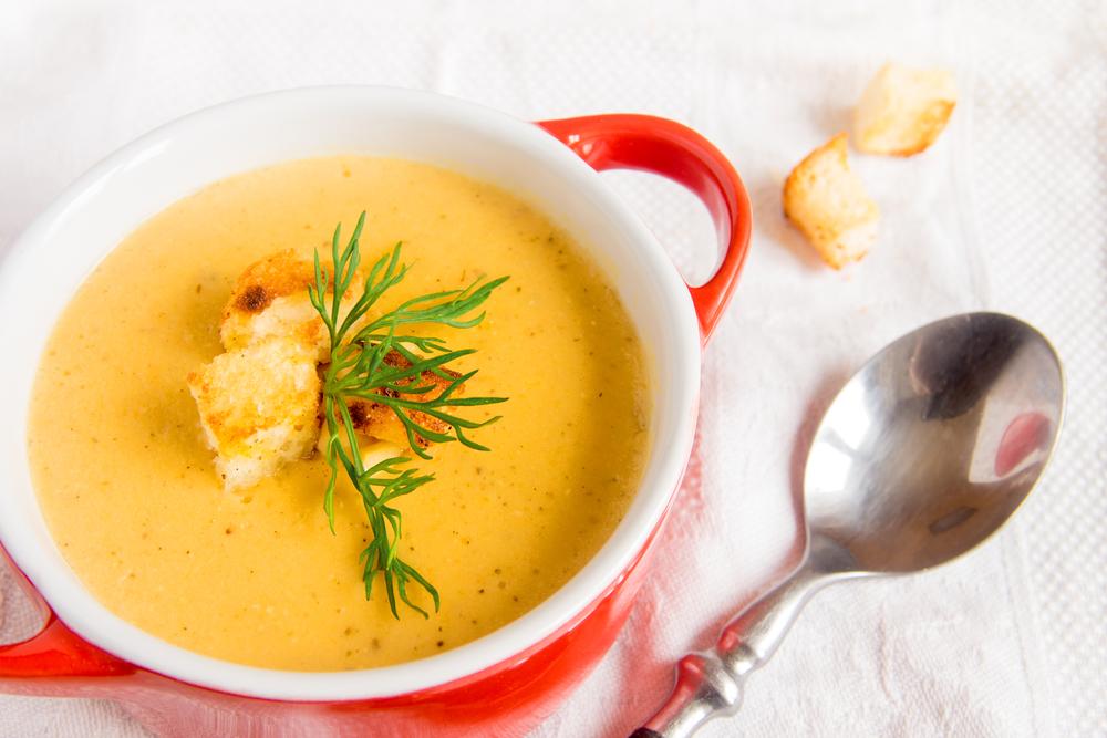 постный суп из чечевицы рецепты просто и вкусно пюре