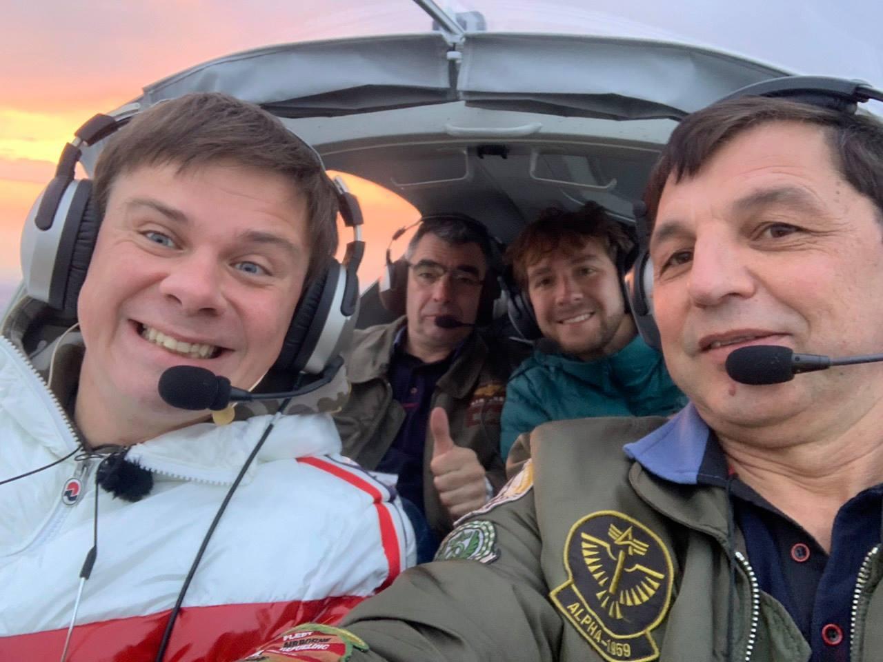 Небо всегда со мной: в авиакатастрофе погиб Игорь Табанюк