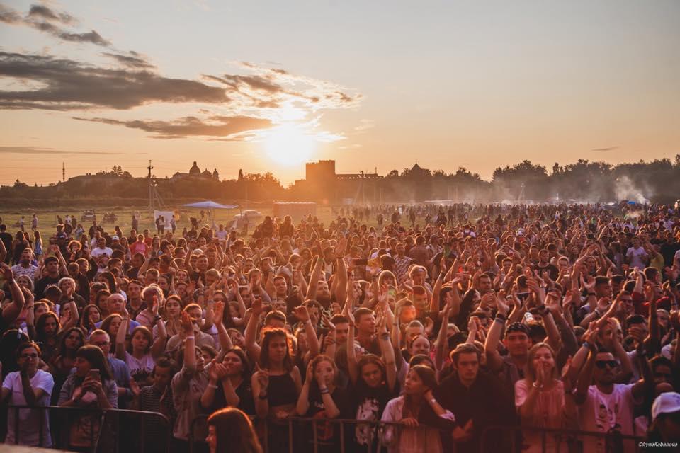 Жаркое лето: ТОП главных летних фестов Украины