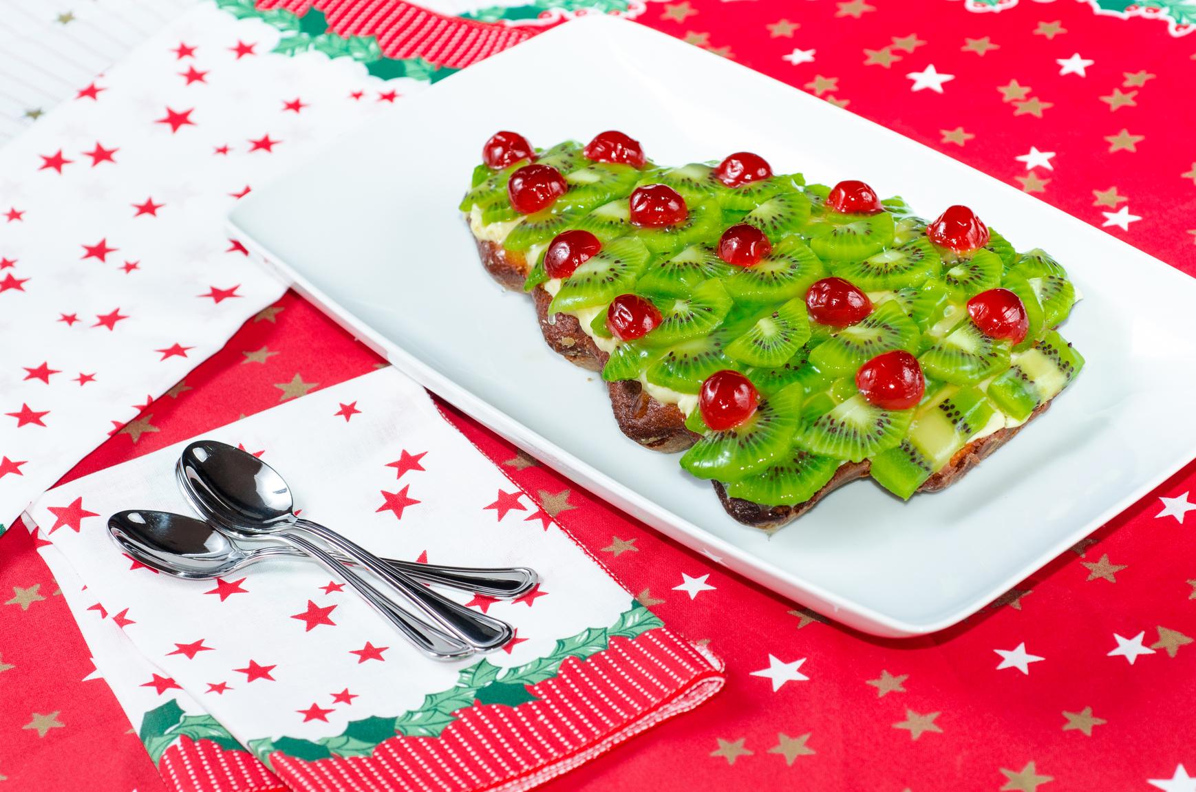 торт своими руками на новый год рецепты