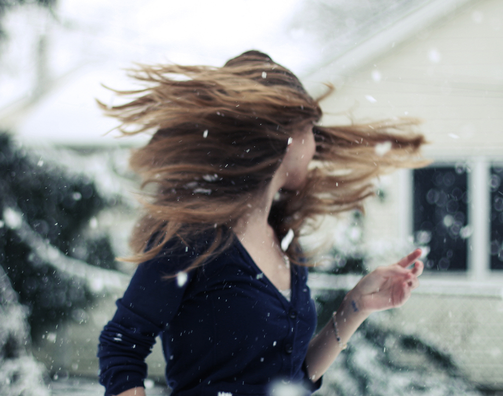Как ухаживать за волосами в зимний период
