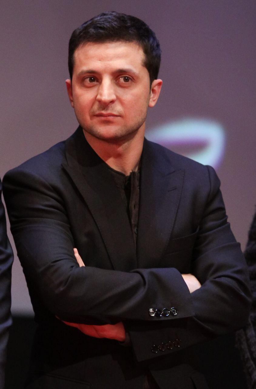 Владимир Зеленский (Vladimir Zelenskiy), Актер: фото ...
