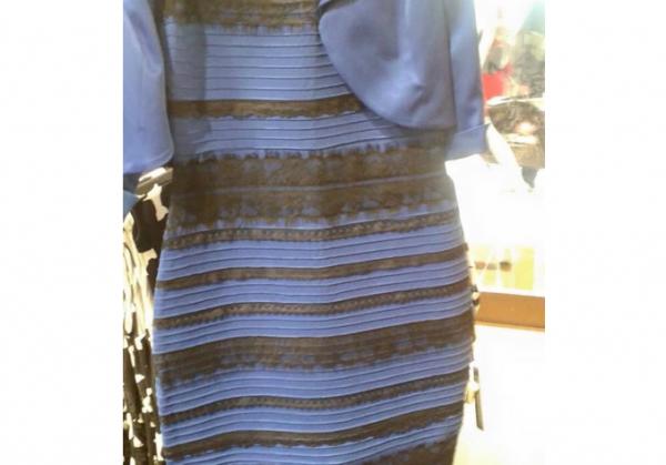 Загадочное платье поссорило весь мир