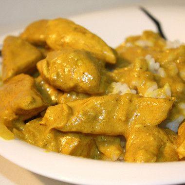 Курица карри: классический индийский рецепт