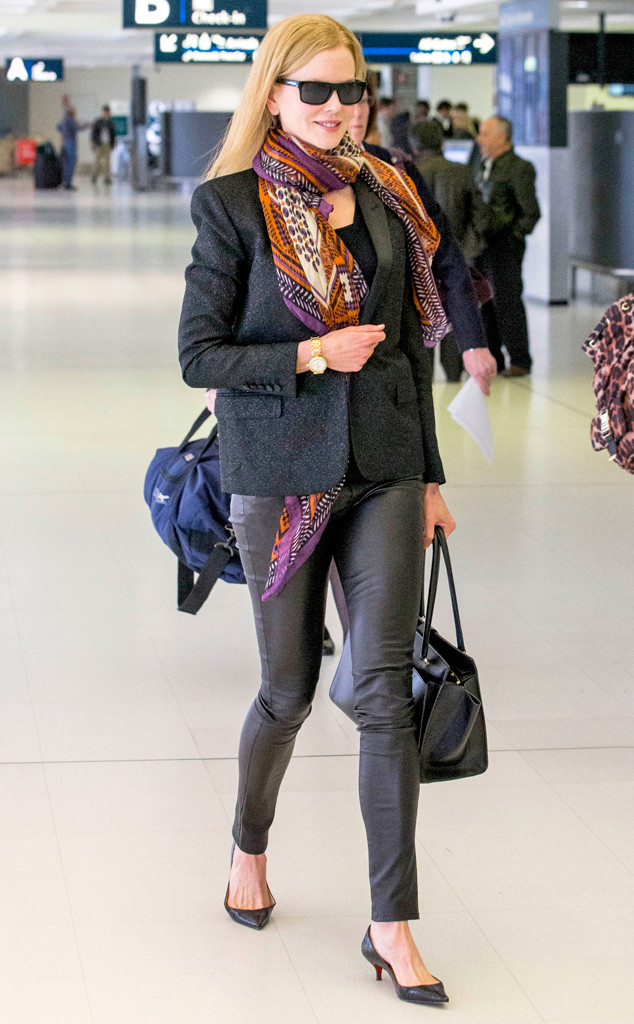 Актриса Николь Кидман преподаст тебе урок по стилю