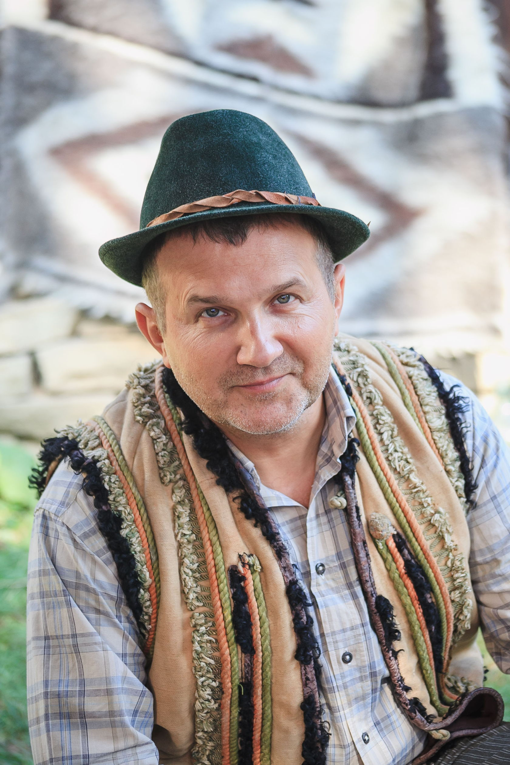 Телеведущий Юрий Горбунов пошел на жертвы ради съемок в сериале Останній москаль