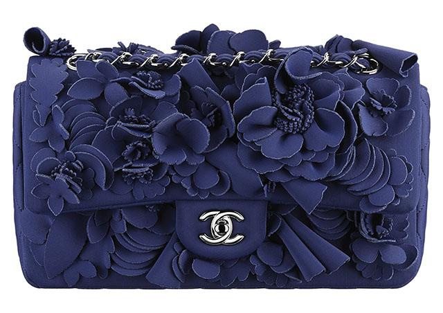 Сумка Chanel, за которую схлестнулись Ди Каприо и Хилтон