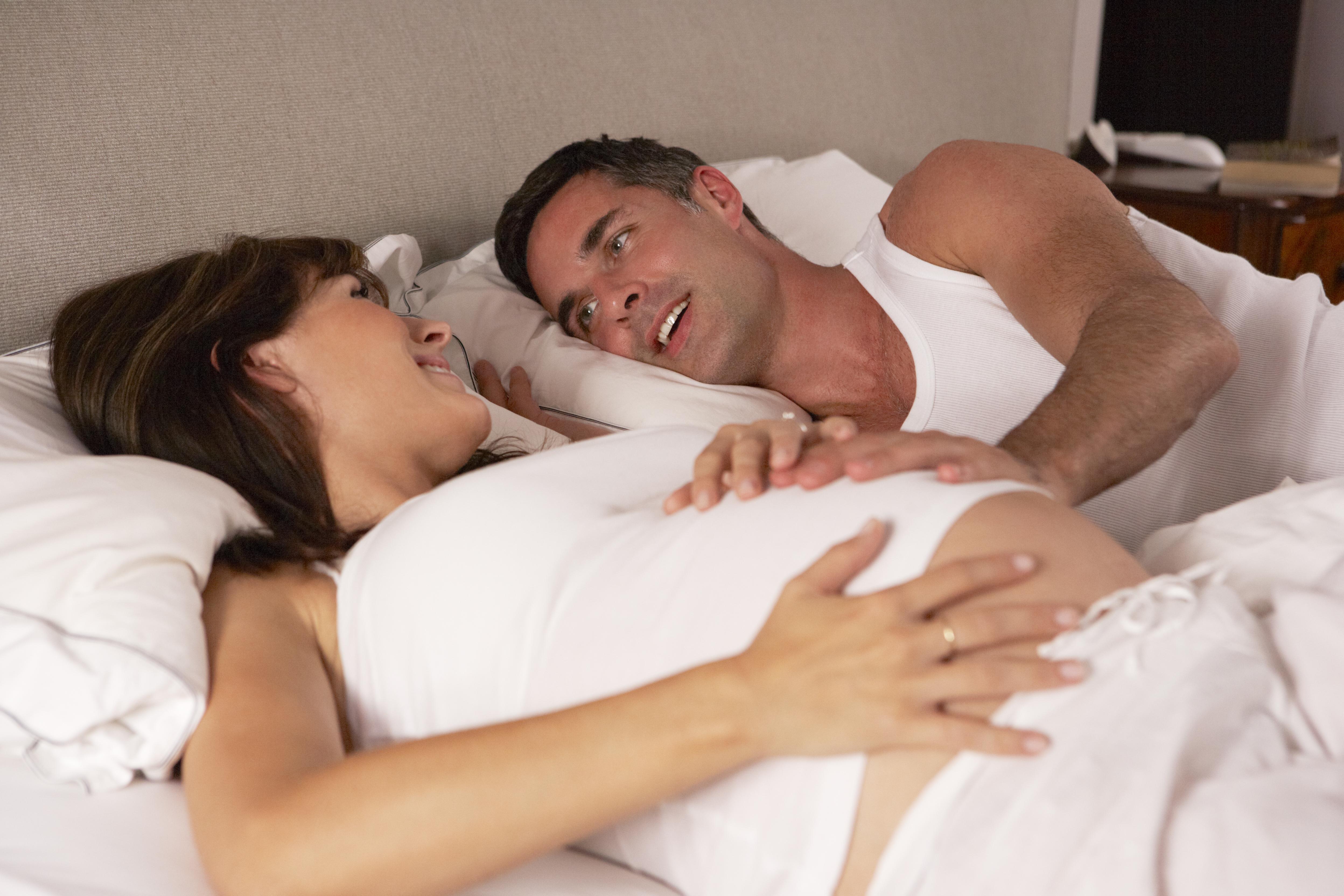 Видео как правильно заниматься сексом з беременной женщиной 3 фотография