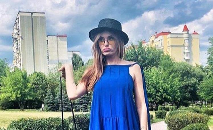 Иствикская ведьма: Слава Каминская очаровала Сеть провокационным образом