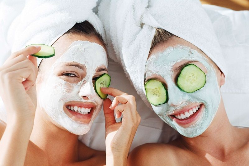 Запаситесь всевозможными масками для лица с пометкой
