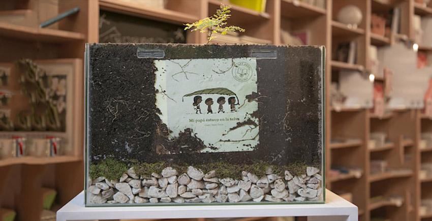Аргентинцы создали детскую книгу, с которой вырастет дерево