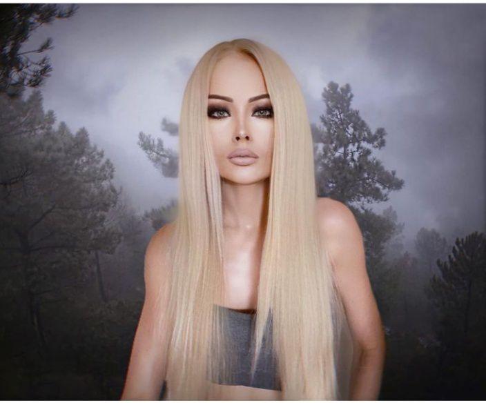 Одесская Барби снова изменилась