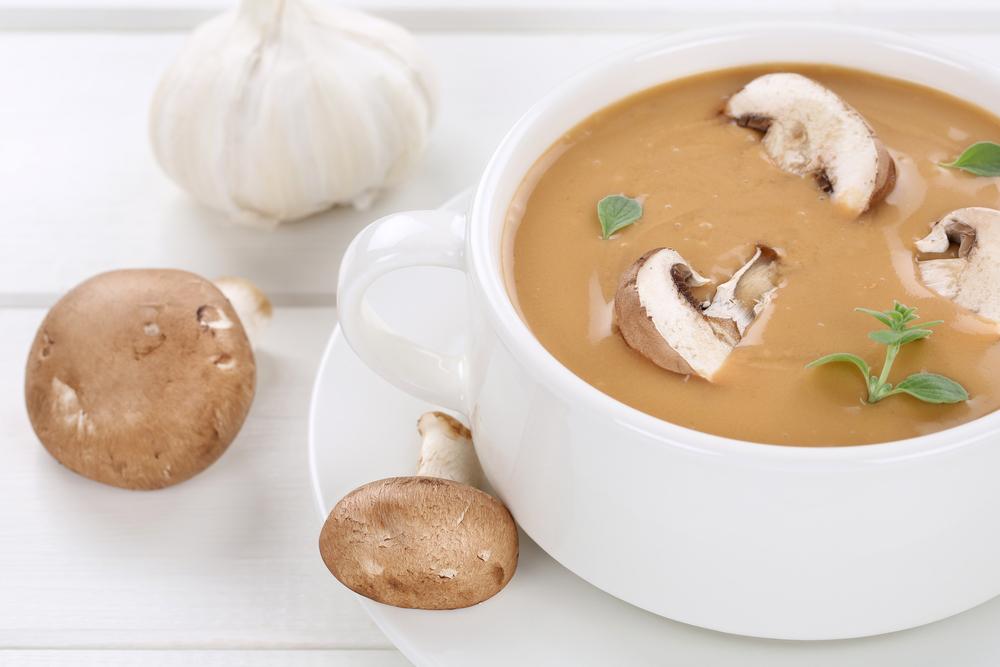 блюда из грибов шампиньонов рецепт #9