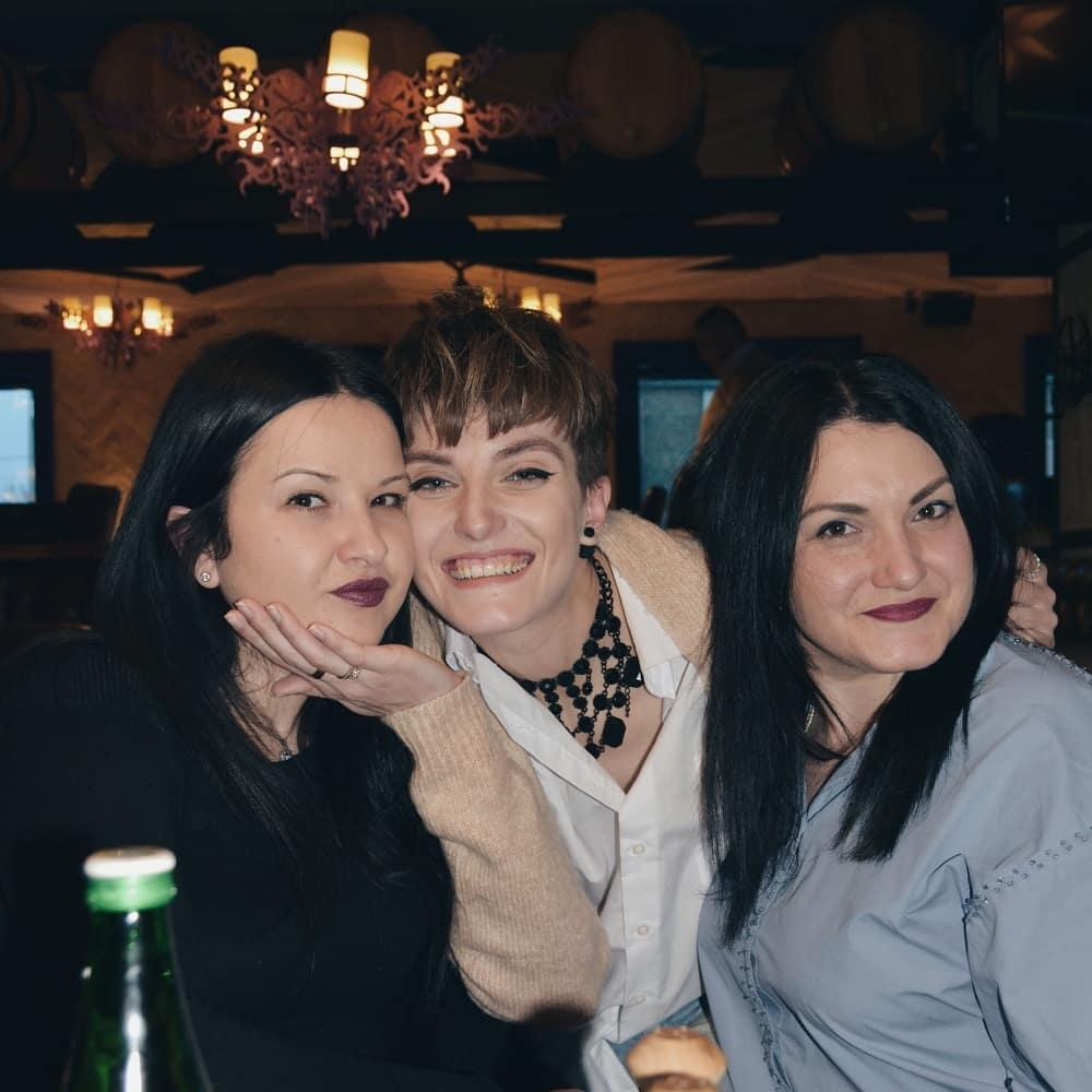 Мальвина Чукля рассказала о своих сестрах